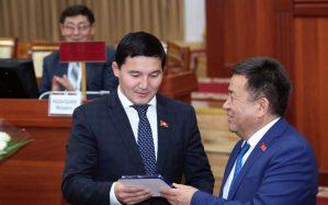 Казакстан жаранын Жогорку Кеңешке депутат кылганы үчүн тиешелүү адамдар жоопко тартылсын!