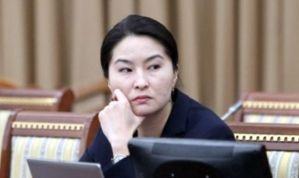 Индира Жолдубаева жыйынга келген жок