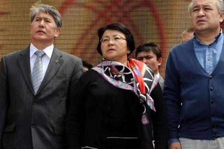 Отунбаева Атамбаевдин жүзүн ачып, Текебаевдин ордун айтыптыр (ВИДЕО)