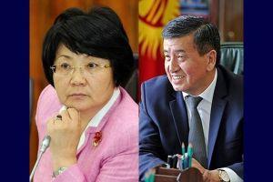 Роза Отунбаева Аида Салянованын соту боюнча президентке кайрылуу жасады
