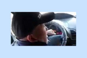 Кичинекей кызды 164-маршруттун шоопуру ыйлатты (ВИДЕО)