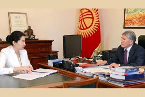 Карашевдин балдызы, Баекованын жээни Жолдубаева Атамбаев менен кантип таанышкан?