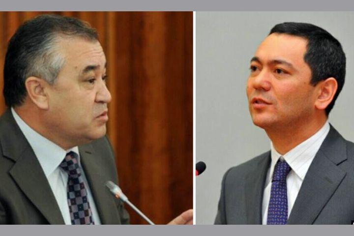 Бабанов кыргызстандыктарды майрамы менен куттуктады. Ал Текебаев жөнүндө эмнени айтты?