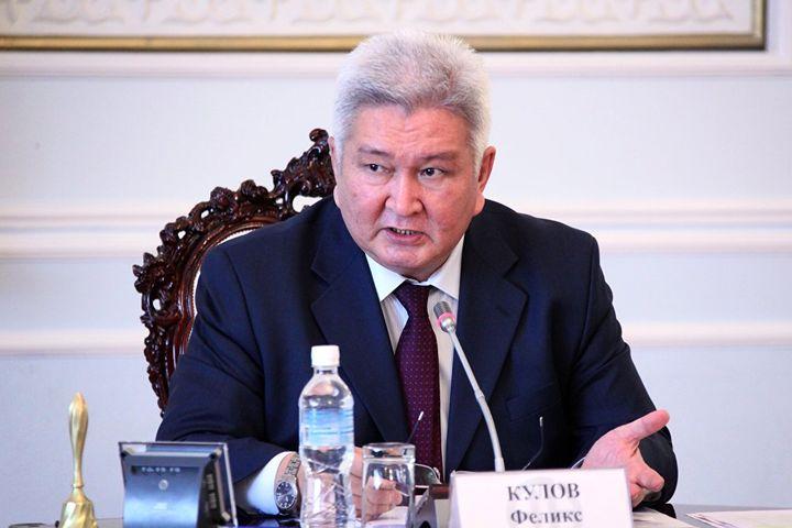 Феликс Кулов менен Аскар Салымбеков ушак-айыңга жооп беришти