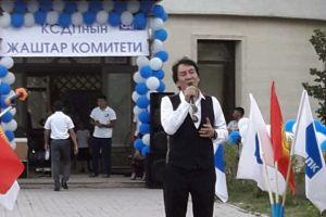 Атамбаевдин «көңүлүн» бу жолу Ырыскелди Осмонкулов менен Кайрат Кыргыз көтөрүптүр