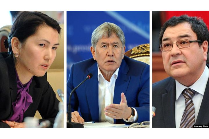 Салянова, Атаханов Атамбаев менен беттештирилгенин адвокат туура эмес көрүүдө…