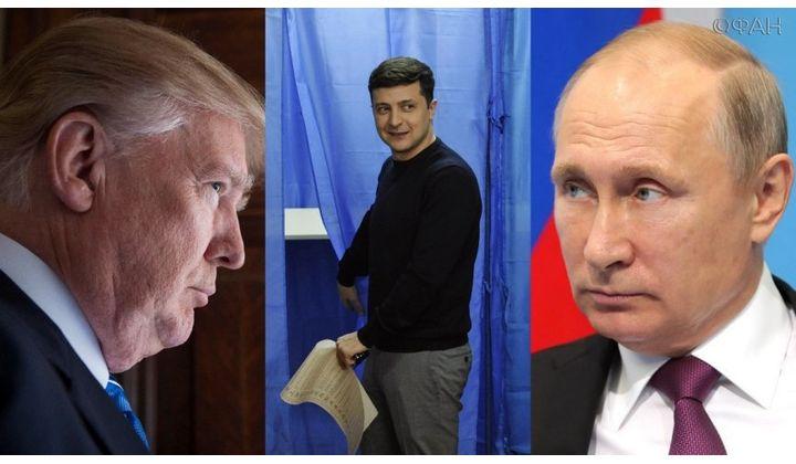 Бүгүн Зеленский менен Трамп Варшавадагы эскерүүдө жолугат. Ага Путин чакырылган жок