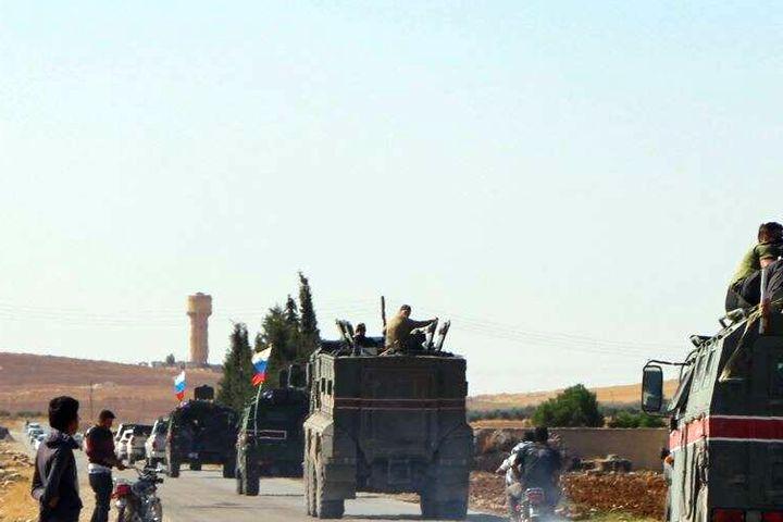 Орусия Сирияга кошумча аскердик полиция жөнөтөт