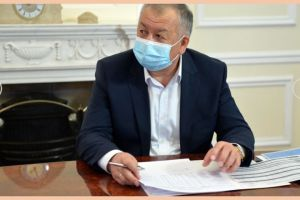Кубатбек БОРОНОВ, премьер-министр: «Өлкөдө эпидемиологиялык абал жакшырды деп айтуу азырынча эрте»