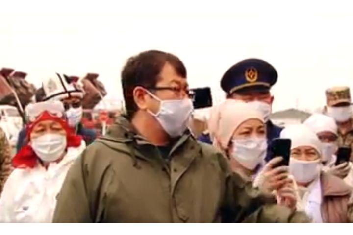 Өзбекстандан гуманитардык жардам келди. Аны Өкмөт бөлүштүрөт…