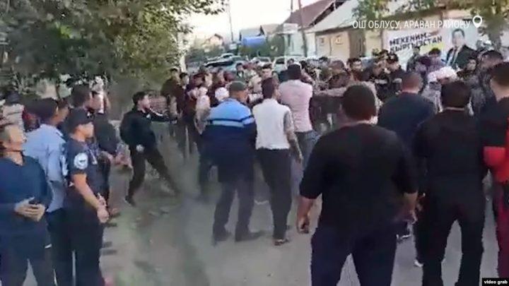 Аравандагы жаӊжал боюнча «Биримдик», «Мекеним Кыргызстандын» талапкерлери суракка чакырылды