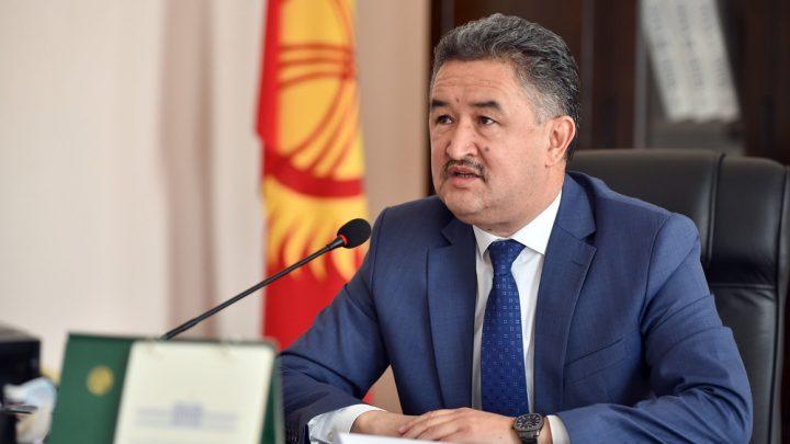 Премьер-министрдин милдетин Алмазбек Баатырбеков аткарууда