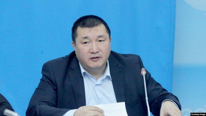 УКМК: «Президенттин Жогорку Кеңештеги өкүлү Дыйканбаев пара менен кармалды»