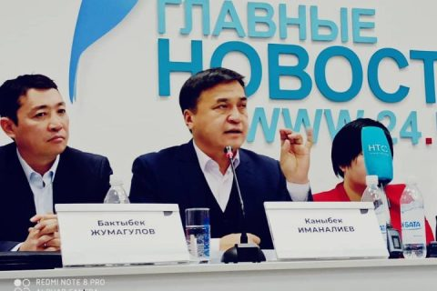 Каныбек ИМАНАЛИЕВ: «Садыр Жапаров президент болсо, Кыргызстанды Ооганстанга айландырат. Биз ага жол бербейбиз!»