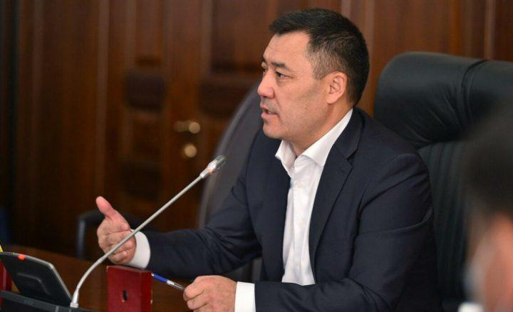 Садыр Жапаров: «Кыргызстанда орус тили расмий тил болуп калышы керек!»