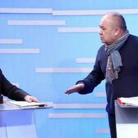 """ВИДЕО - Өмүрбек Текебаев """"Вы никто!"""" деген Бектур Зулпиев Жаңы Конституциянын авторубу?"""