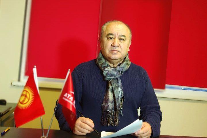 Өмүрбек Текебаев элге, партиясынын мүчөлөрүнө кайрылды. Кайрылууда эмнелер айтылды?