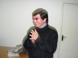 """Эрнис АСЕК уулу: """"Тирүүчүлүктүн өзү чоӊ майрам"""". (Акыркы маек)"""
