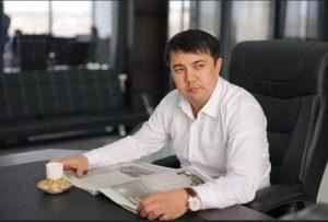 Депутат Марлен Маматалиев алкыш угуп, бата алды