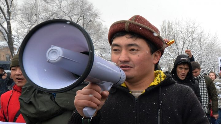 Милиция журналисттер менен Улан Үсөйүнгө карата коркутууларды териштире баштады