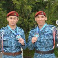 Анталья шаарындагы мелдеште алтын медаль тагынган Аманбеков менен  Ибрагимовду ким куттуктады?