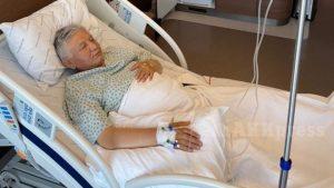 Иса Өмүркуловго Түркияда операция жасалды. Бир айдан кийин дагы операция болот