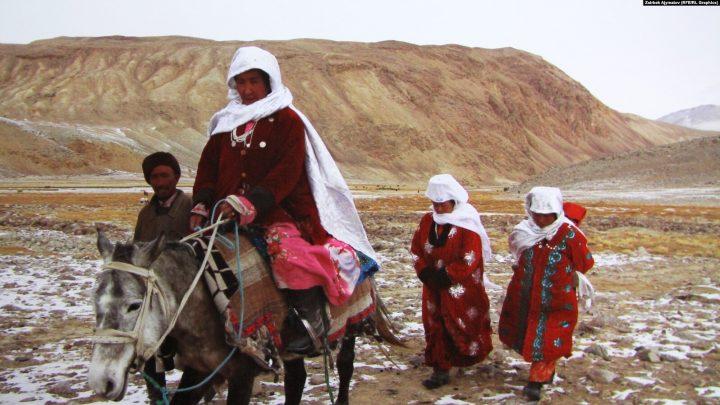 Оогандык 345 кыргыз талибдерден коркуп мал-жаны менен Тажикстанга кире качты
