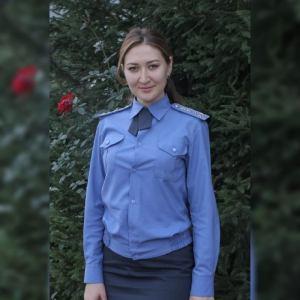 Үй-бүлөдө жалгыз кыз, милициянын капитаны Лола Абдуллаеванын жандүйнөсү…