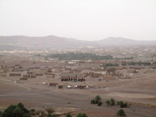 مدينة النعمة عاصمة ولاية الحوض الشرقي (الأخبار - أرشيف)