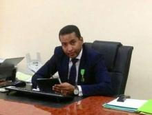 الدبلوماسي الموريتاني محمد ولد عبد العزيز
