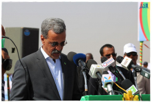 وزير التنمية الريفية ادي ولد الزين