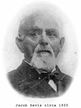 جاكوب ديفيس صاحب فكرة الأزرار المعدنية على الجينز