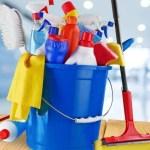 الحلول السريعة لتنظيف المنزل
