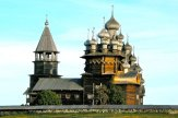 """Transfiguration Church"" Kizhi Is. Russia"