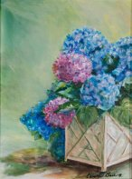 Carolyn Bell - oil, watercolor, and acrylic painting