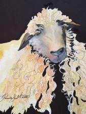 Pamela Watts - watercolor painting