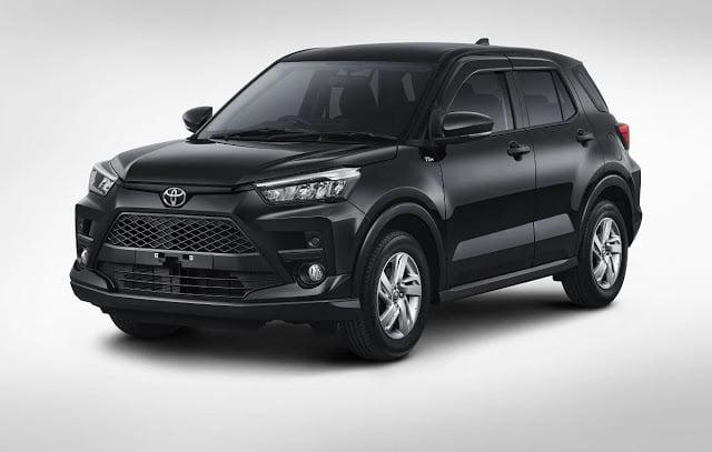 Harga Toyota Raize 1 2 Dipasarkan Mulai Rp202 Jutaan