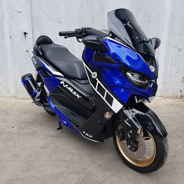 Modif NMAX Predator 2021 Sudah Bisa Dipesan di Yamaha Jatim