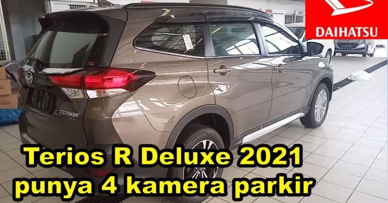 Daihatsu Terios R AT DELUXE 2021