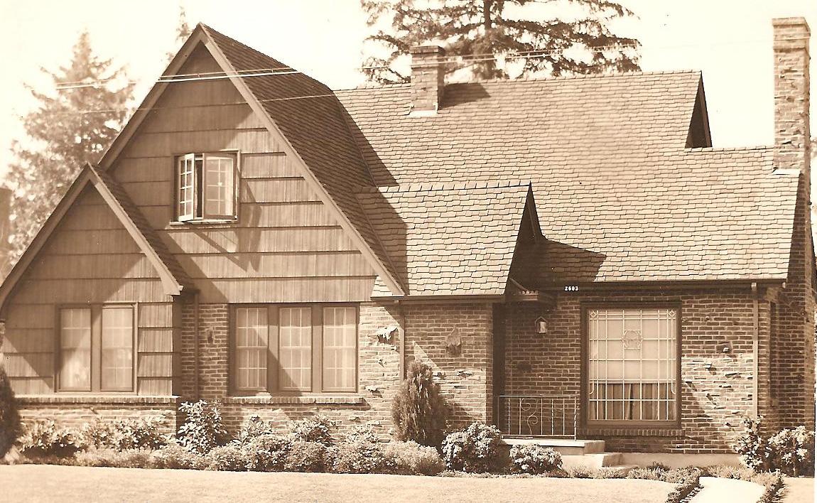 Birkemeier's English Cottage Style. xxxx NE 32nd Place.