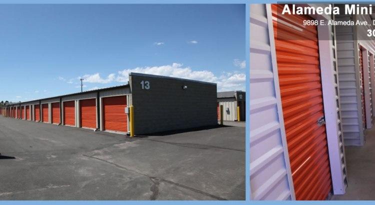 storage rental Aurora and Denver CO