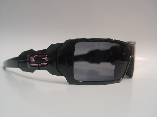 Oakley Oil Rig with Hawaii Flag Icon