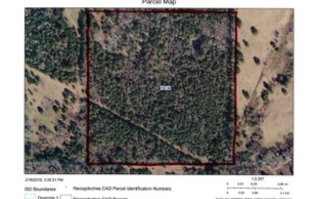 OFF STATE HIGHWAY 204 – 18.52 ACRES – CUSHING – $55,000 – MLS#2190173