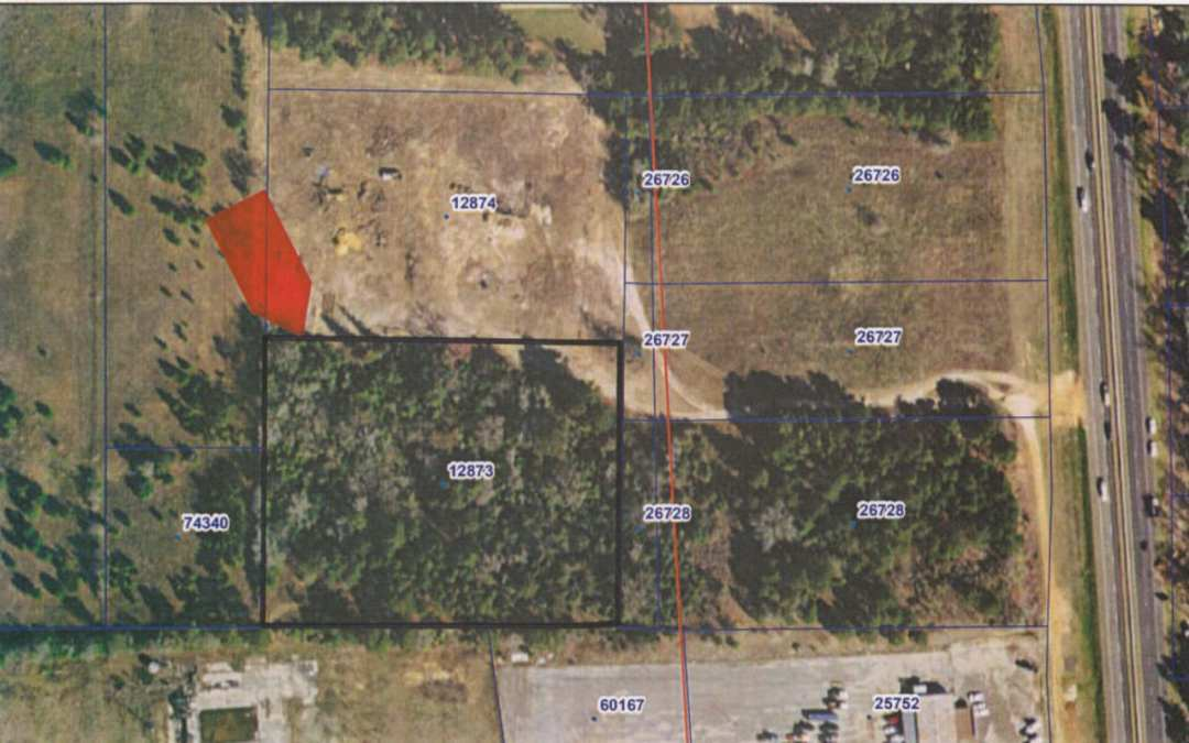 STALLINGS DR – 3.72 ACRES – $93,000 – MLS#2190130 & 2190132