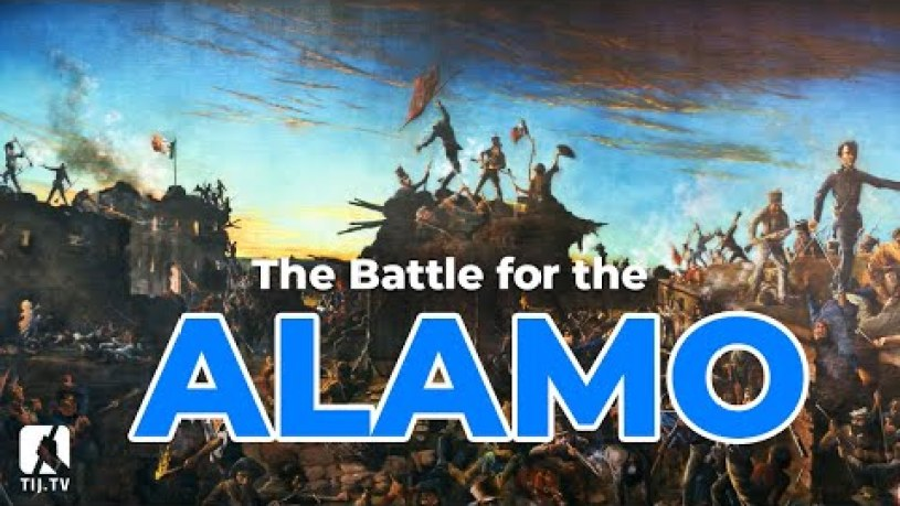 What Was The Battle Of The Alamo All About