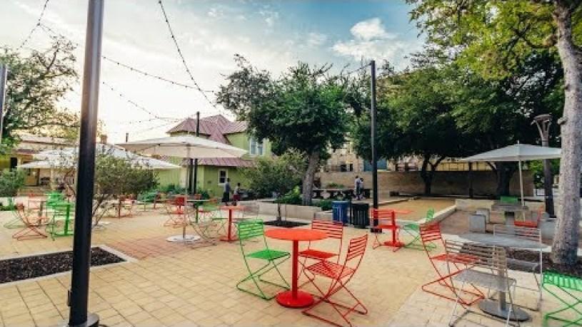 What Is Hemisfair Park San Antonio