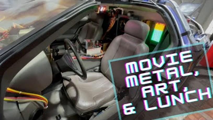 San Antonio Museum Of Art Movie Metal