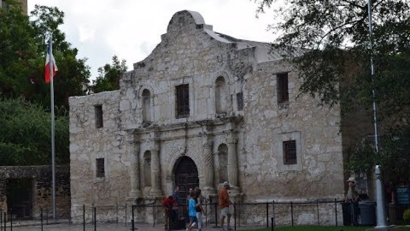 How Far Is San Fernando Cathedral From the Alamo