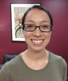 Cinthya A, back office at Alamo Wellness Alliance