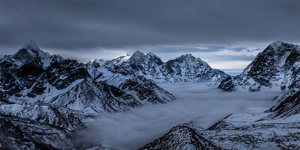 Kala Patthar Sunrise